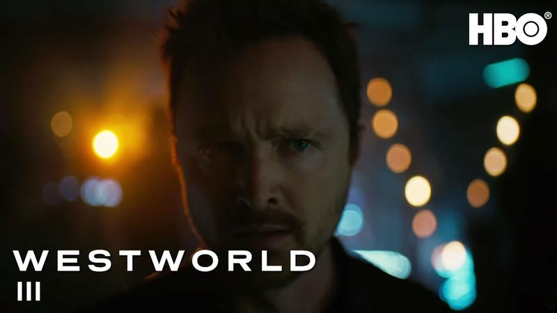 HBO's Westworld 3 trailer introduces Breaking Bad's Aaron Paul