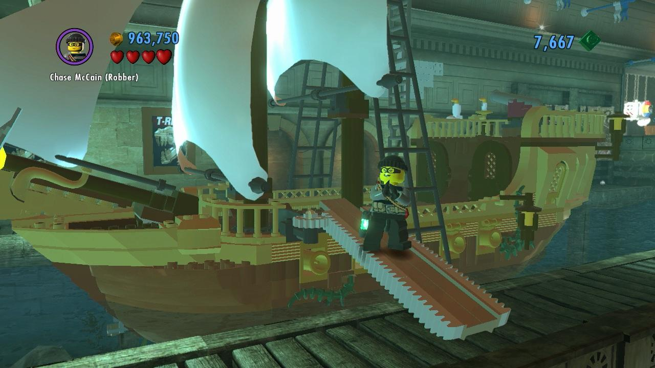 Lego City Undercover Review Good News For Wii U Owners Technobuffalo