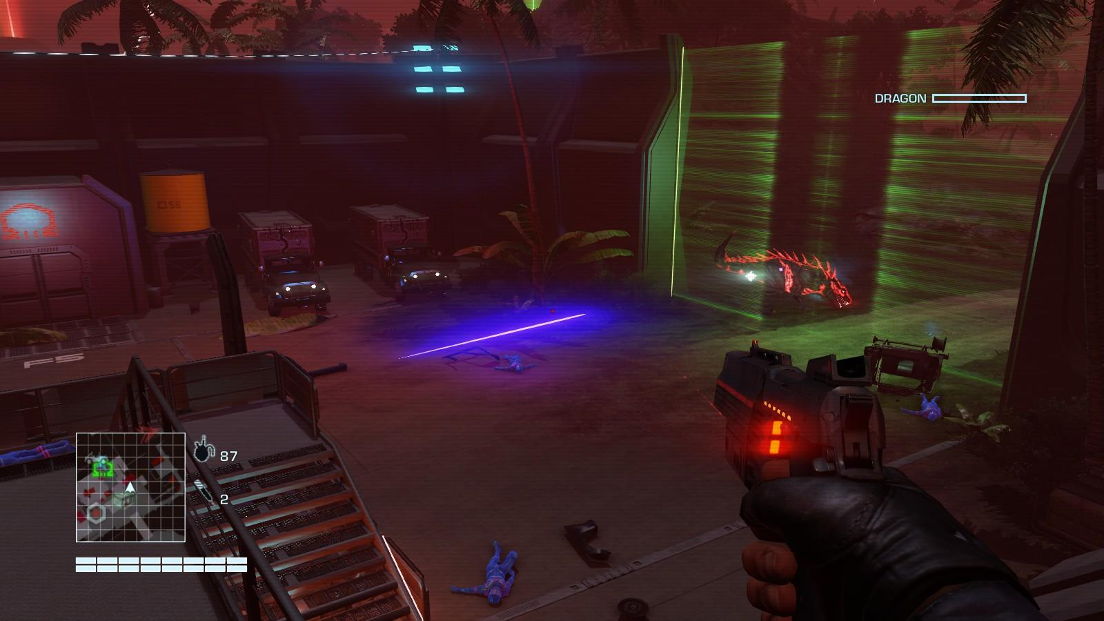Far Cry 3 Blood Dragon Review Turning Ridiculous Up To 11