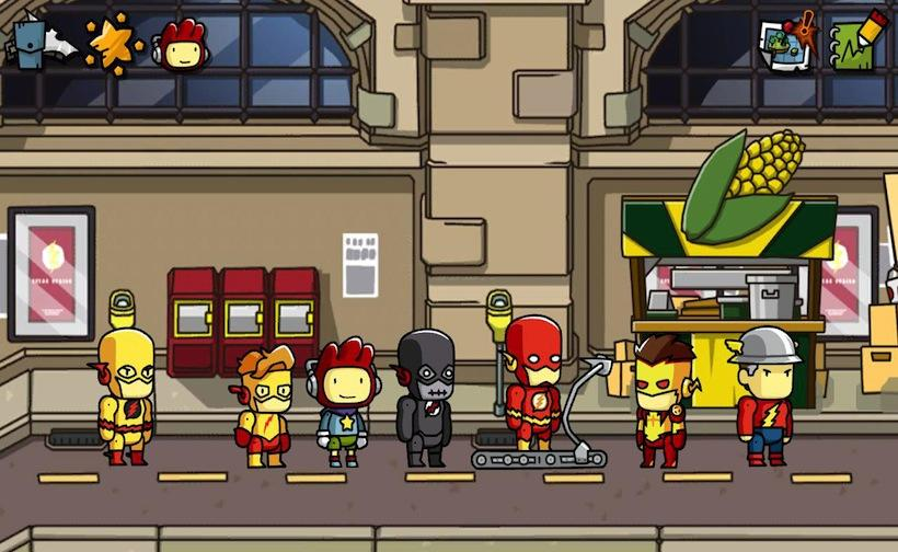 Scribblenauts Unmasked Dated for September 24th | TechnoBuffalo
