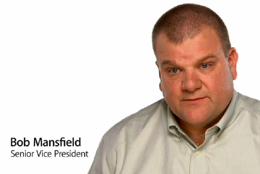 Apple Senior Vice President Bob Mansfield Disappears From