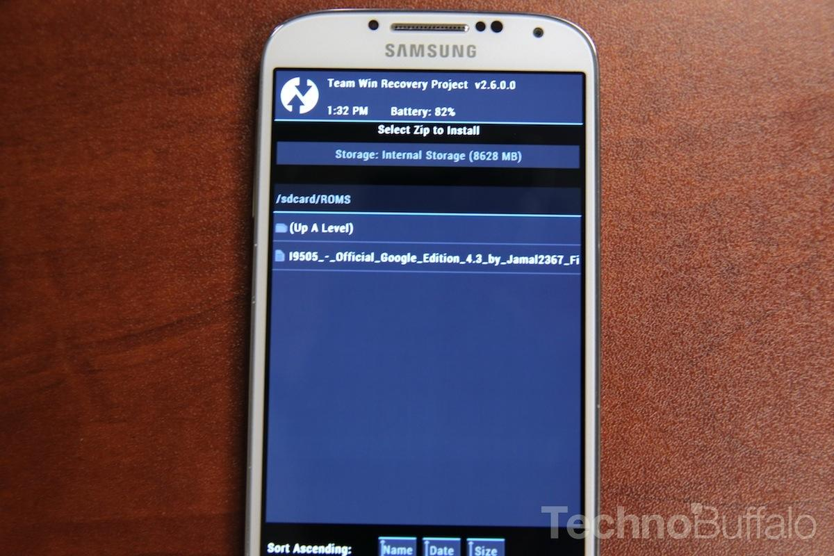 How to Turn a Galaxy S4 Into a Google Edition Phone
