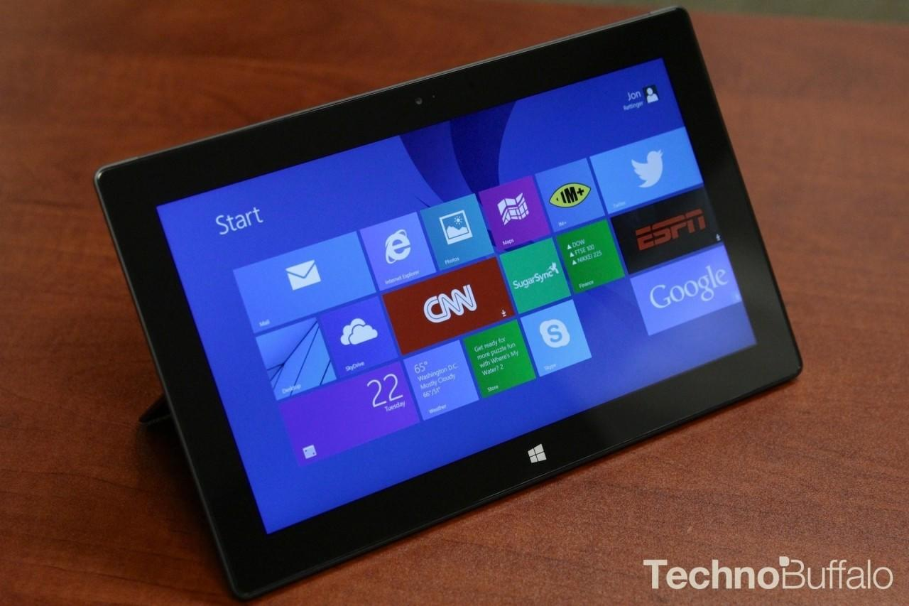 Microsoft Surface 2 review: Better, But Still Not Best