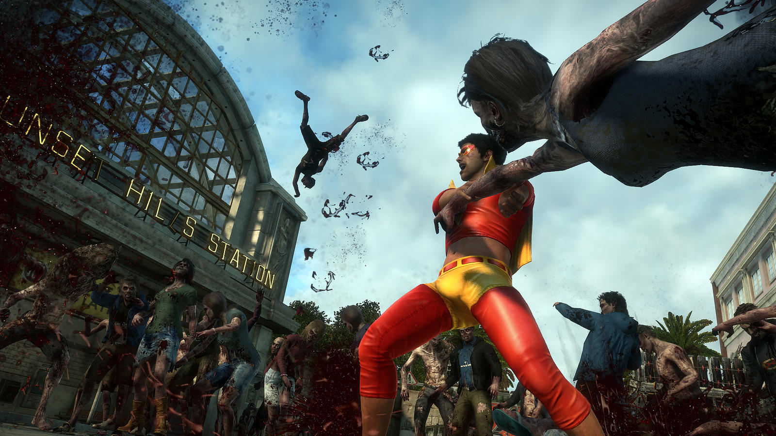 Dead Rising Watchtower Will Be Like Indiana Jones With Zombies Technobuffalo