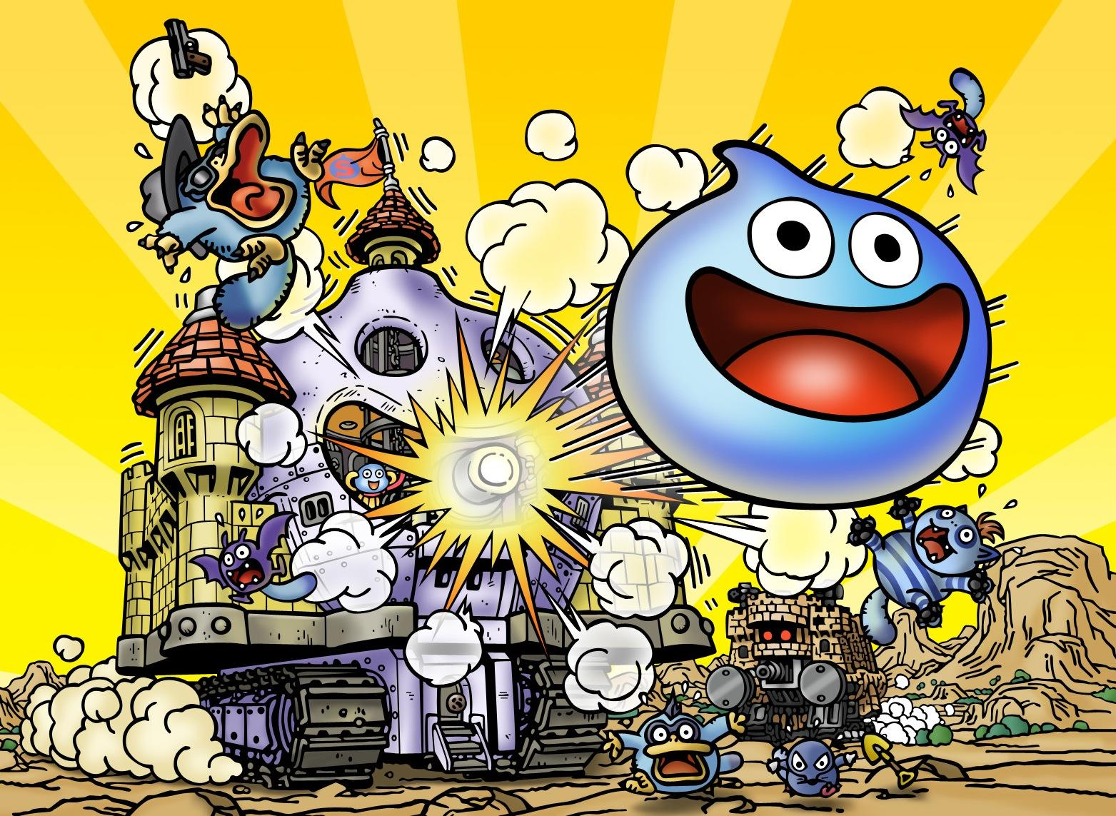 Square Enix Will Consider Further Rocket Slime Games in the West