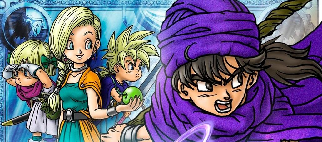 Dragon Quest V's Heavenly Brides Join Dragon Quest: Heroes
