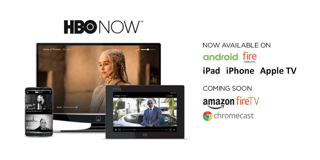 HBO Now for Android and Fire OS launching today | TechnoBuffalo