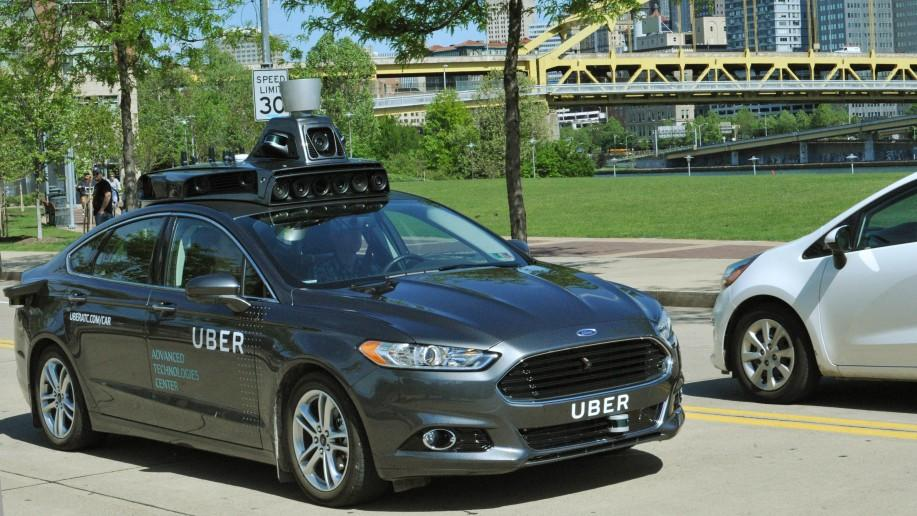 Uber's self-driving cars hit the roads in Pittsburgh | TechnoBuffalo