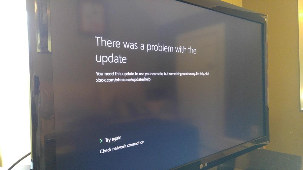 Update #4] Xbox One won't update? You're not alone