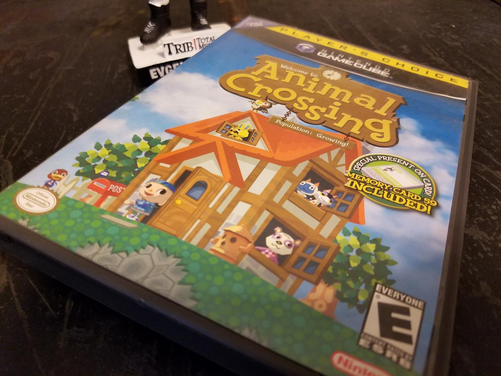 Animal Crossing on Gamecube let you play full NES games for