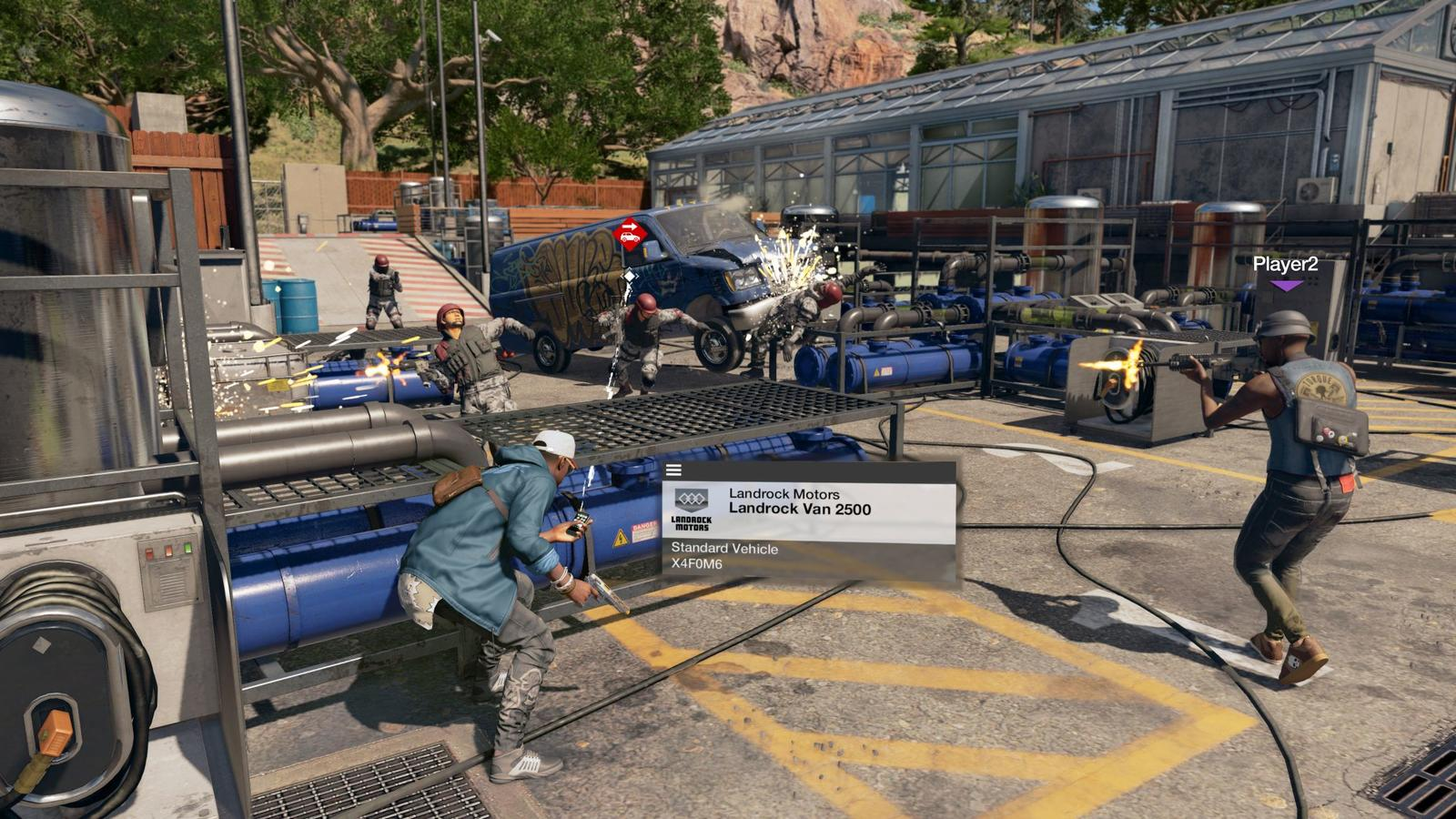 Watch Dogs 2 multiplayer hands-on - Glitches and glorious