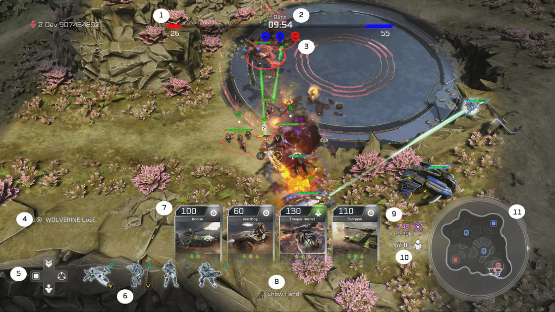 Halo Wars 2 beta hits PC and Xbox One today, runs until Jan