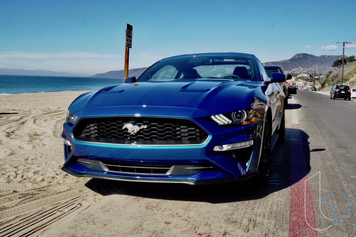 2018 ford mustang first drive more powerful than ever