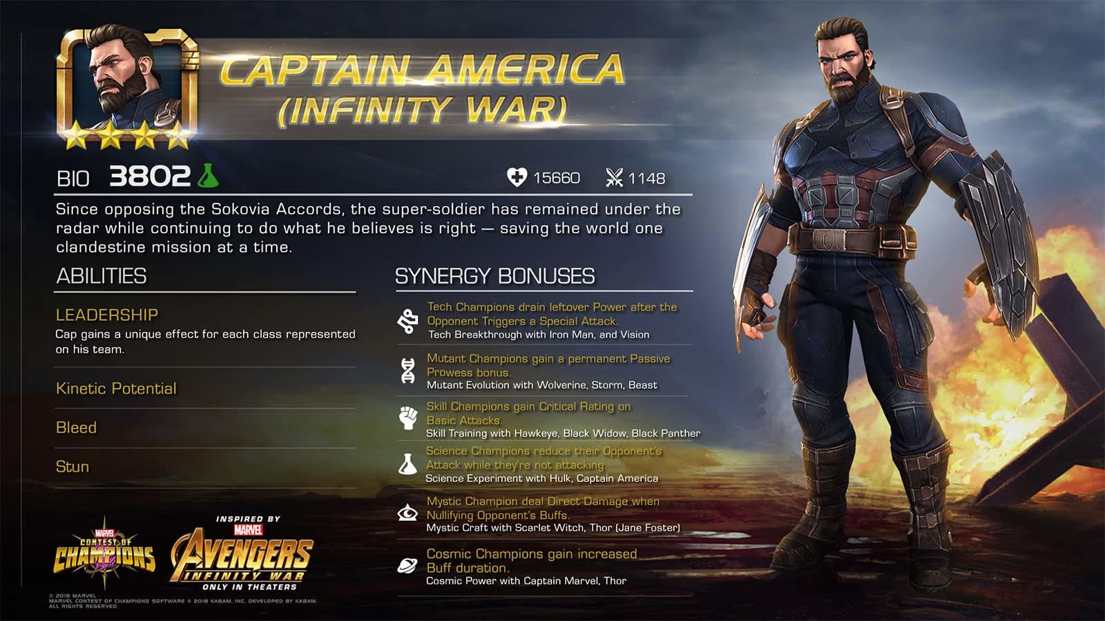 sold worldwide outlet on sale usa cheap sale Infinity War comes to Marvel Contest of Champions ...