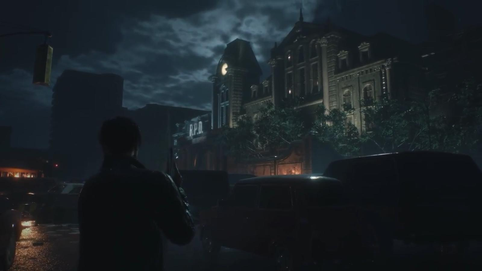 Resident Evil 2 Remake Is A Gorgeously Gory Blast From The Past