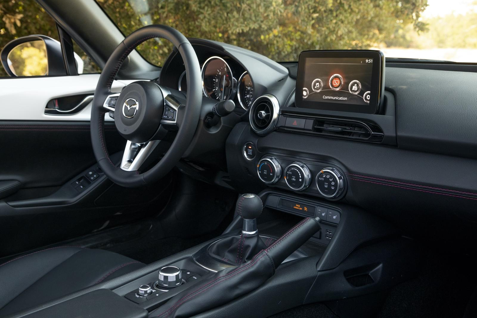 2019 Mazda MX-5 First Drive: The Classic Roadster Changes in