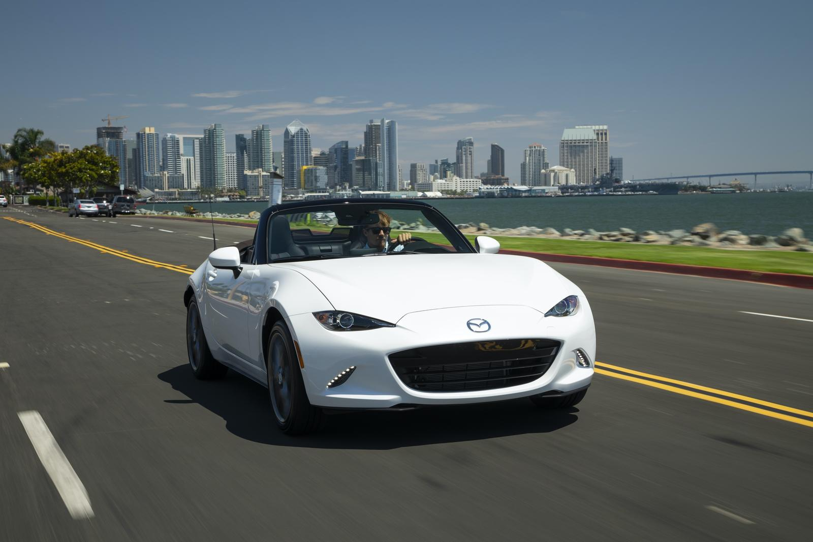 2019 Mazda Mx 5 First Drive The Clic Roadster Changes In A Major Way