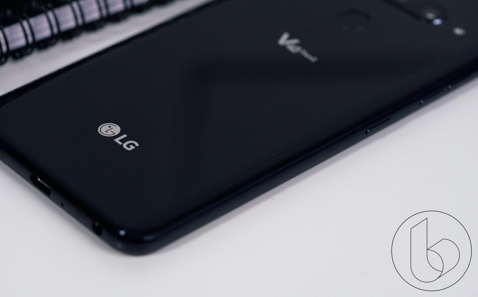 LG V40 review: LG Catches Up to Samsung and Google