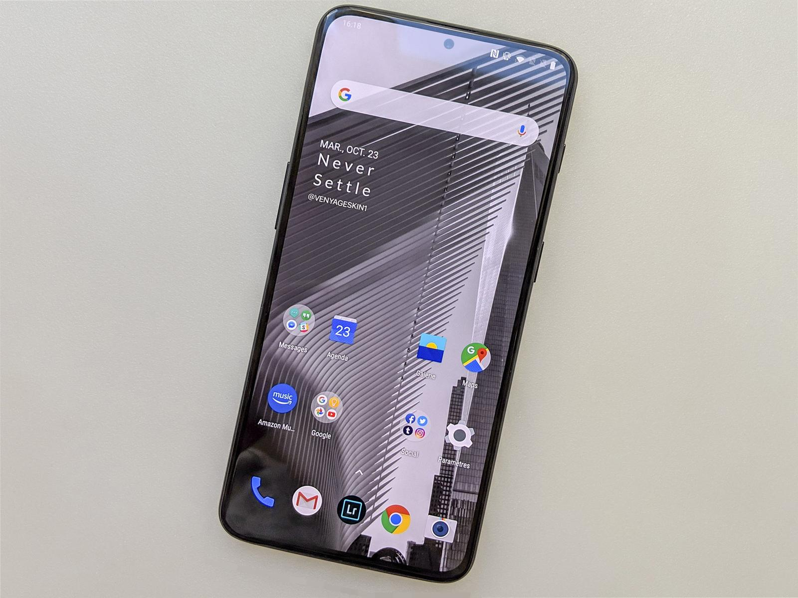 If This is the OnePlus 7, the Galaxy S10 Won't Stand a