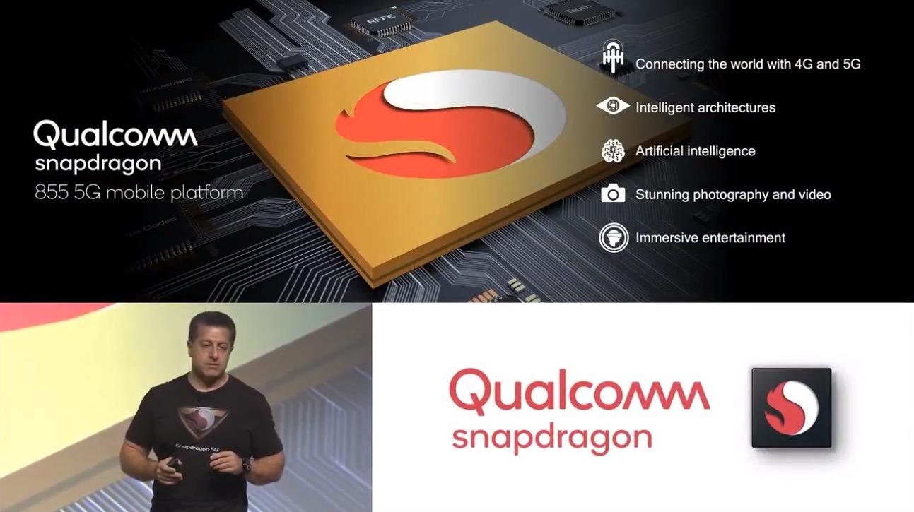 Qualcomm's Snapdragon 855 Processor Introduces Next-Level