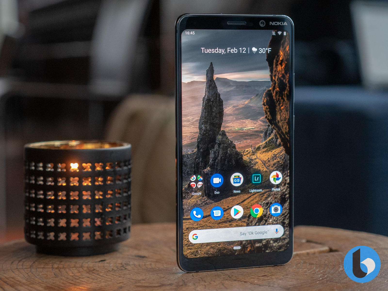 Check out these samples from the Nokia 9 PureView's five