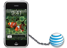 iphone shackled