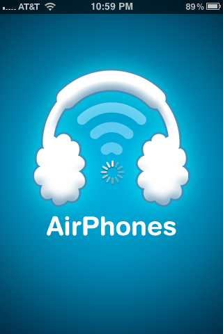 airphones