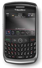 Small BlackBerry Curve