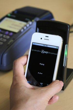 iPhone NFC payment
