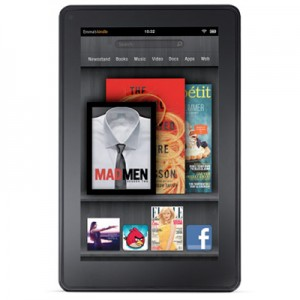 Kindle Fire featured