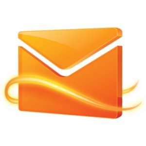 Hotmail for Kindle Fire logo