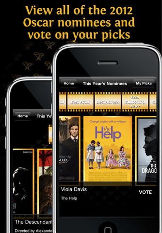 For Your Consideration: Top 5 Free Oscars Apps | TechnoBuffalo