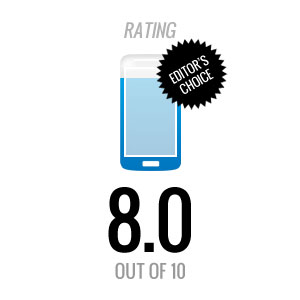 Rating - Mobile - 8.0 - Editor's Choice
