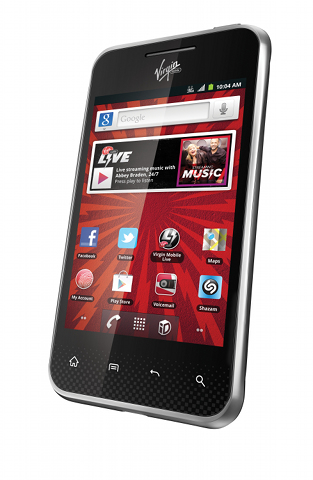 Virgin Mobile LG Optimus Elite