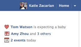 Facebook expecting baby3
